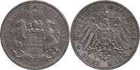 Deutschland : 3 Mark   1909 ss.