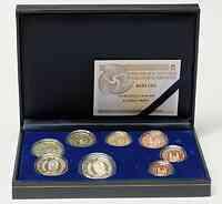Spanien : 3,88 Euro original Kursmünzensatz aus Spanien  2008 PP KMS Spanien 2008 PP