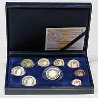 KMS Spanien 2009 PP mit 2 Euro WWU