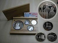 Spanien: 80 Euro Gaudi 3x 10 Euro + 1x 50 Euro 2002