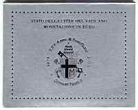 Vatikan : 3,88 Euro KMS Vatikan  2003 Stgl. KMS Vatikan 2003