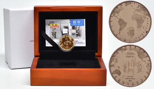 Lieferumfang:Niederlande : 10 Euro Rietveld  2013 PP
