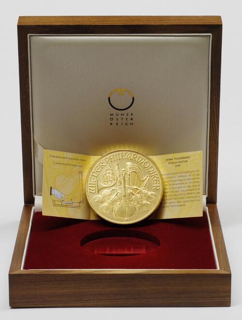 Lieferumfang:Österreich : 2000 Euro 20 Jahre Wiener Philharmoniker  2009 Stgl.
