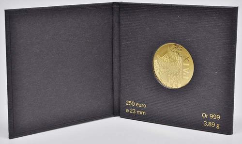 Lieferumfang:Frankreich : 250 Euro Frieden  2013 Stgl.