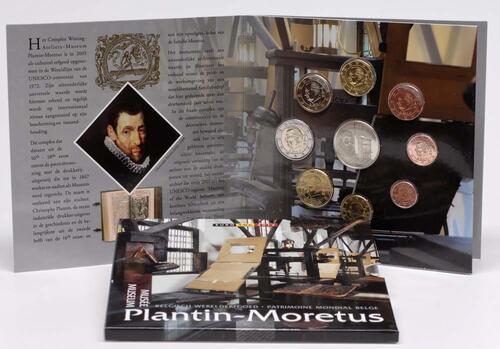 Lieferumfang:Belgien : 3,88 Euro original Kursmünzensatz der belgischen Münze  2012 Stgl. KMS Belgien 2012 BU