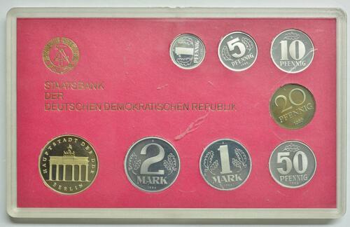 Lieferumfang:DDR :   Brandenburger Tor  1986 PP