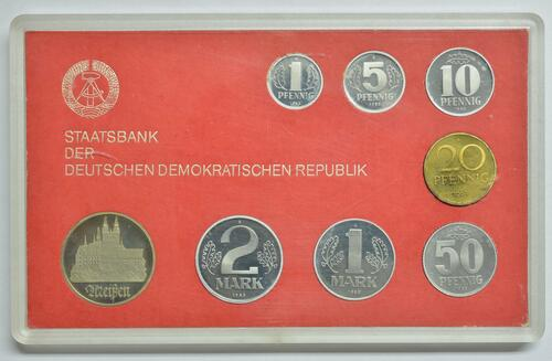 Lieferumfang:DDR :   Meißen -selten- 1983 PP