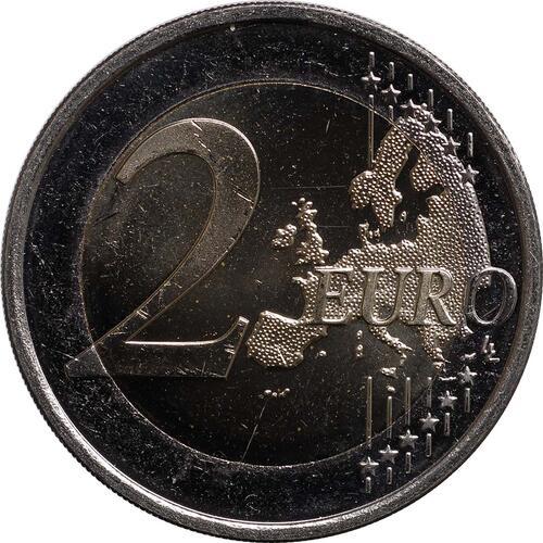 Vorderseite :Finnland : 2 Euro 200 Jahre finnische Bank  2011 bfr