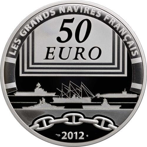 R�ckseite :Frankreich : 50 Euro Jeanne d
