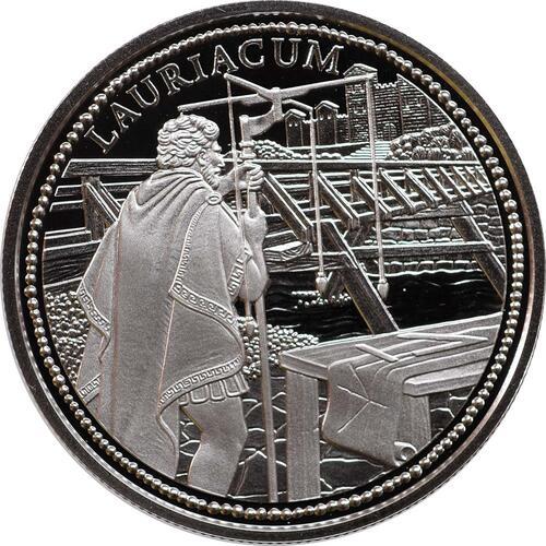 Vorderseite:Österreich : 20 Euro Lauriacum  2012 PP