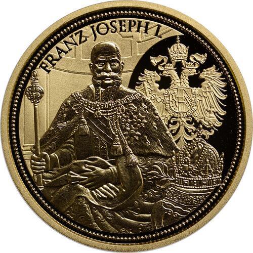 Vorderseite:Österreich : 100 Euro Die Österreichische Kaiserkrone  2012 PP