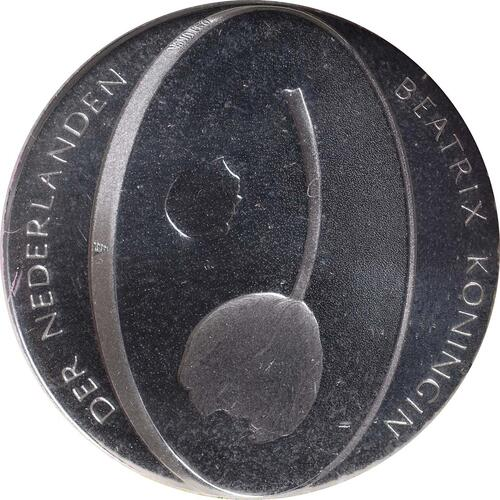Vorderseite:Niederlande : 5 Euro Tulpe  2012 Stgl.