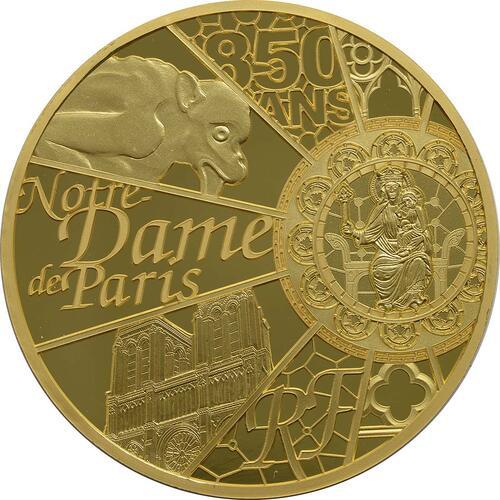 Vorderseite:Frankreich : 200 Euro Notre Dame  2013 PP