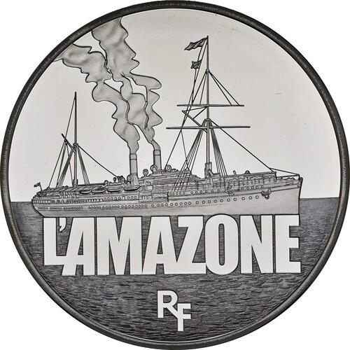 Vorderseite:Frankreich : 10 Euro L'Amazone  2013 PP