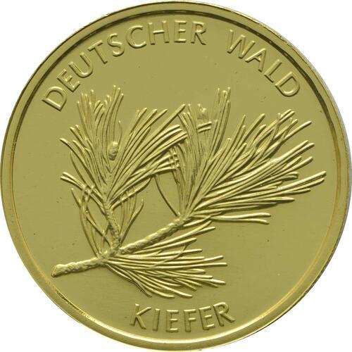 Vorderseite:Deutschland : 20 Euro Kiefer  2013 Stgl.