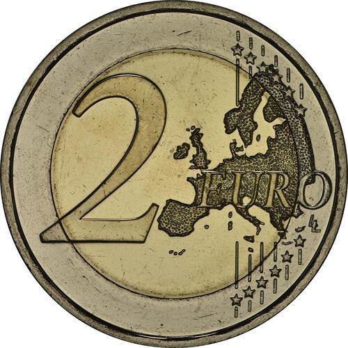 Vorderseite :Finnland : 2 Euro Parlament von 1863  2013 bfr