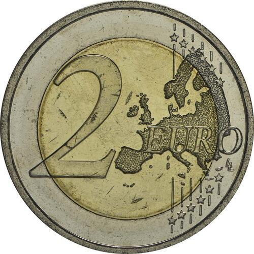 Vorderseite:Finnland : 2 Euro Silanpää  2013 bfr