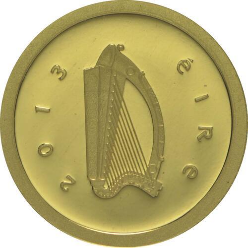 Rückseite:Irland : 20 Euro The Rock of Cashel  2013 PP