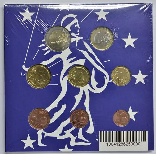 Rückseite:Frankreich : 3,88 Euro KMS Frankreich  2014 Stgl.