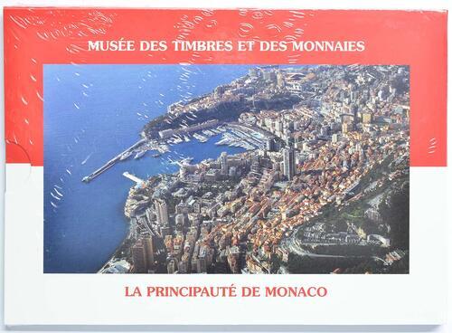 Rückseite:Monaco : 5,88 Euro KMS Monaco mit 2 Euro Gedenkmünze UNO  2013 Stgl.