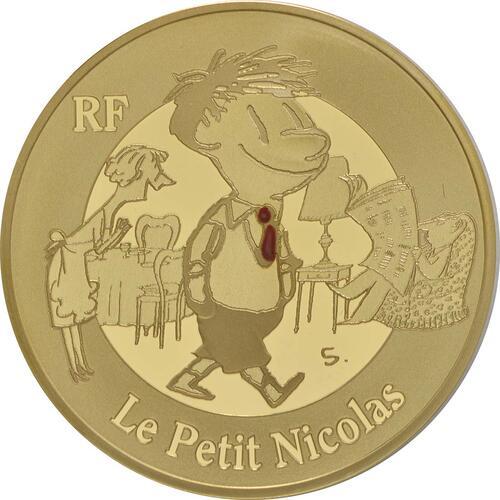 Vorderseite:Frankreich : 50 Euro Le Petit Nicolas  2014 PP