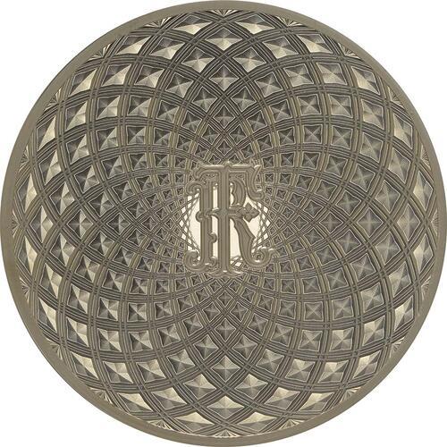 Rückseite:Frankreich : 50 Euro 250 Jahre Baccarat Kristallglasmanufaktur  2014 PP