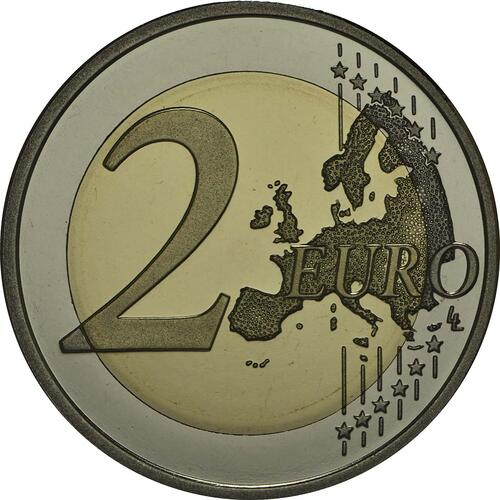 Vorderseite :Finnland : 2 Euro Tapiovaara  2014 PP