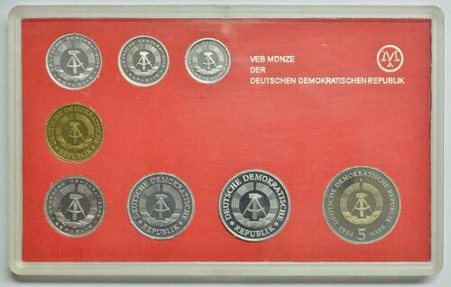 Rückseite:DDR :   Brandenburger Tor  1984 PP