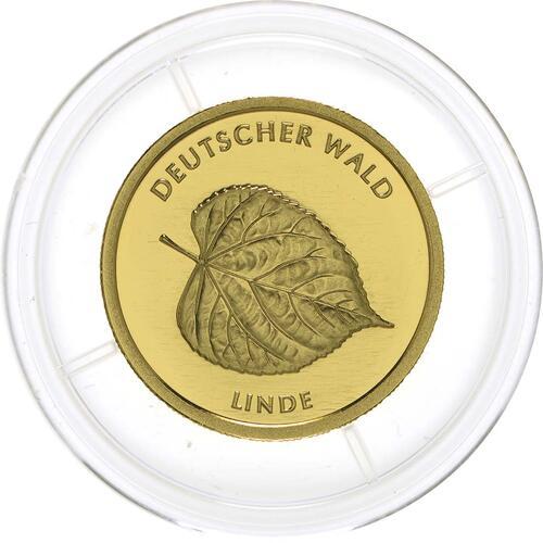 Lieferumfang :Deutschland : 20 Euro Linde Buchstabe unserer Wahl  2015 Stgl.