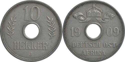Lieferumfang:Deutschland : 10 Heller   1909 vz.
