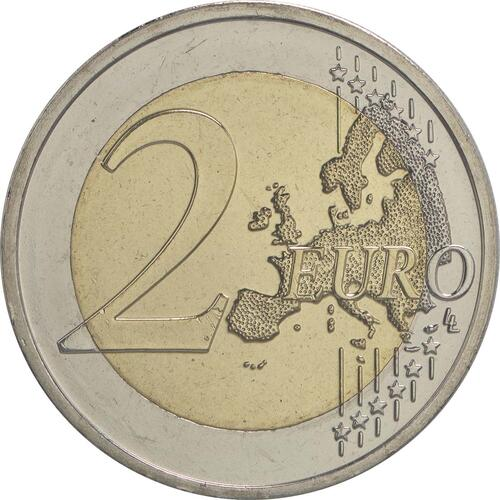 Vorderseite :Slowenien : 2 Euro Emona-Ljubljana  2015 bfr