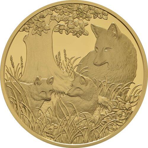Vorderseite:Österreich : 100 Euro Der Fuchs  2016 PP