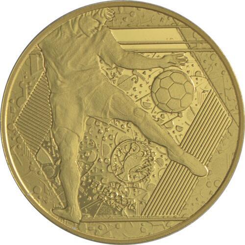 Vorderseite:Frankreich : 5 Euro Schuß  2016 PP