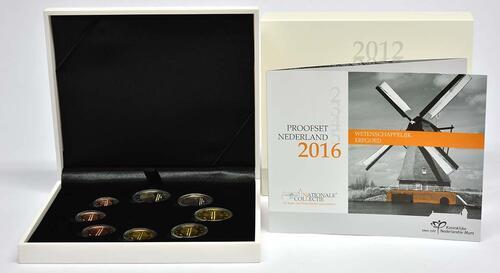 Lieferumfang:Niederlande : 3,88 Euro KMS Niederlande  2016 PP