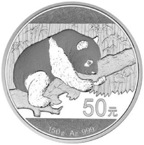 Lieferumfang:China : 50 Yuan Panda  2016 PP