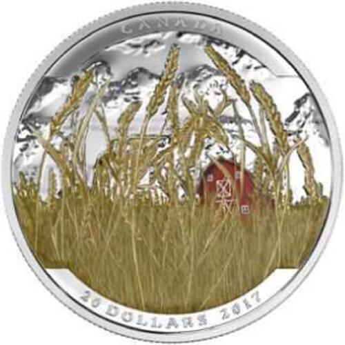 Lieferumfang:Kanada : 20 Dollar Landschaftsillusion - Gabelbock  2016 PP
