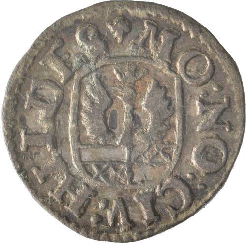 Rückseite:Deutschland : 4 Pfennig   1724 vz.