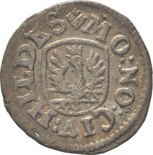 Rückseite:Deutschland : 4 Pfennig   1730 vz.