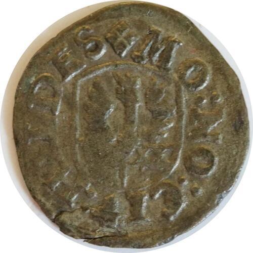 Rückseite:Deutschland : 4 Pfennig   1731 ss.