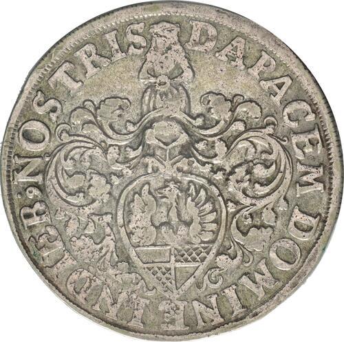 Rückseite:Deutschland : 24 Mariengroschen   1700 ss.