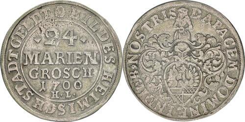 Lieferumfang:Deutschland : 24 Mariengroschen   1700 ss.
