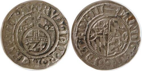 Lieferumfang:Deutschland : 1/24 Taler Ernst von Bayern  1602 ss.