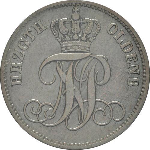 Rückseite:Deutschland : 3 Schwaren   1964 ss/vz.