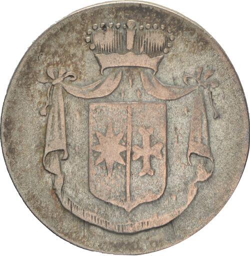 Rückseite:Deutschland : 2 Mariengroschen   1820 ss.