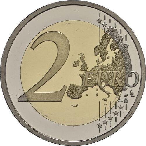 Vorderseite :Griechenland : 2 Euro Archäologische Stätte von Philippi  2017 PP