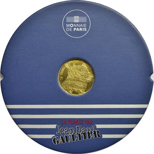 Lieferumfang :Frankreich : 200 Euro Jean Paul Gaultier  2017 bfr