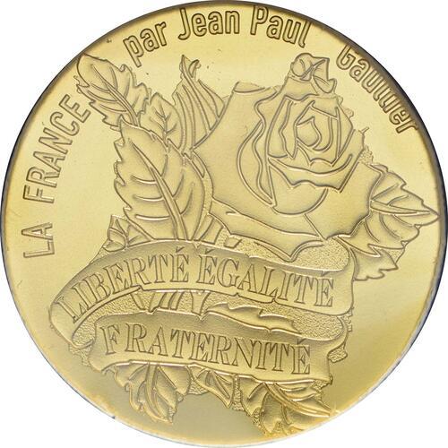 Vorderseite :Frankreich : 200 Euro Jean Paul Gaultier  2017 bfr
