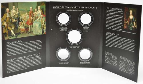 Lieferumfang:Österreich :   Sammelalbum für 20 Euro Stücke dieser Serie  2017 bfr