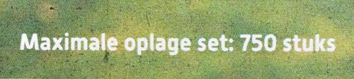 Zertifikat:Niederlande : 15 Euro 3x5 Euro Johan Cruijff coloriert  2017 PP