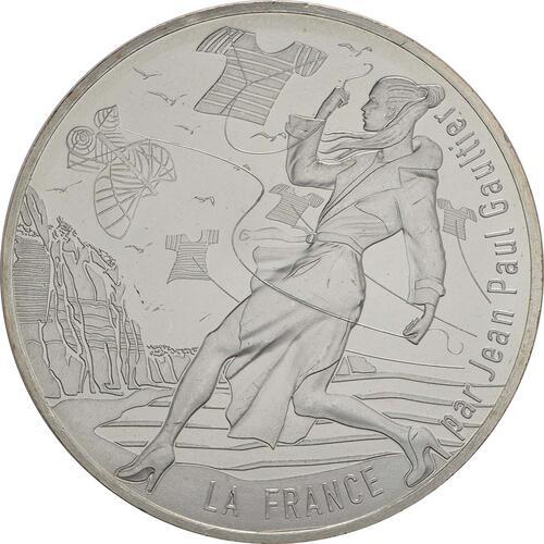 Vorderseite:Frankreich : 10 Euro Le Nord vivifiant  2017 bfr